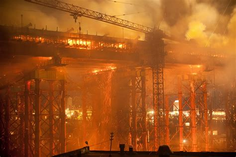 How to Suppress Construction-Site Fires on Wood-Frame ...