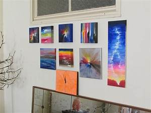 Toile De Mur : peinture mur de toiles ~ Teatrodelosmanantiales.com Idées de Décoration