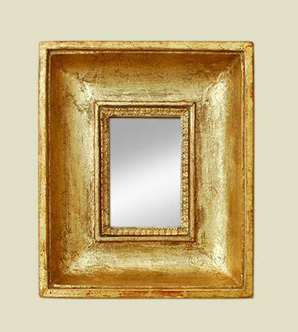 petit miroir ancien cadre bois dor 233 19 232 me