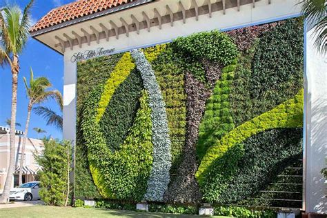 Used In Vertical Gardens by Design Green Wall With Felt Vertical Garden Jardins