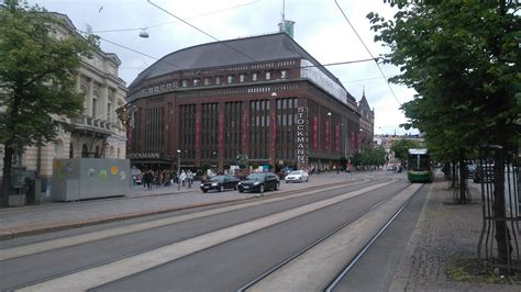 Department store Stockmann from the 1930's in Helsinki ...