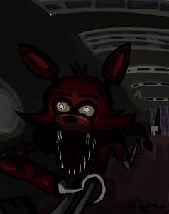 Five Nights At Freddy's: Foxy The Pirate by alexmorgaen on ...