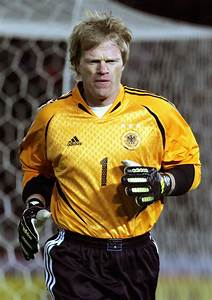 Oliver Kahn in Japan v Germany - Zimbio