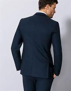 Veste En Laine Homme : veste de costume homme laine majoritaire brice ~ Carolinahurricanesstore.com Idées de Décoration