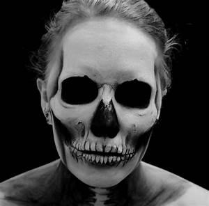 Top Five Skull Makeup Designs   skullsproject