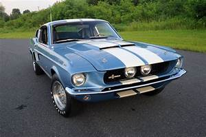 Brittany Blue 1967 Ford Mustang G.T. 500 - Hot Rod Network
