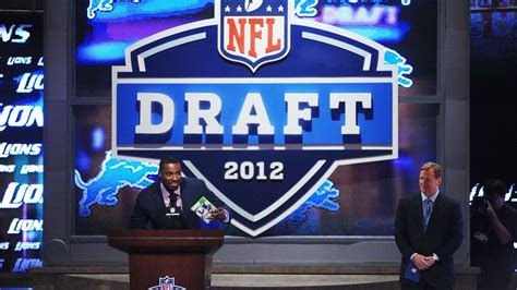 Nfl Draft 2012 First Round Results