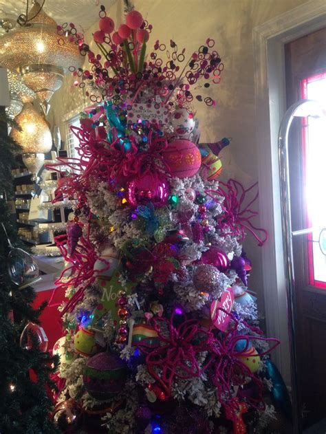 funky christmas tree cali and mommy pinterest