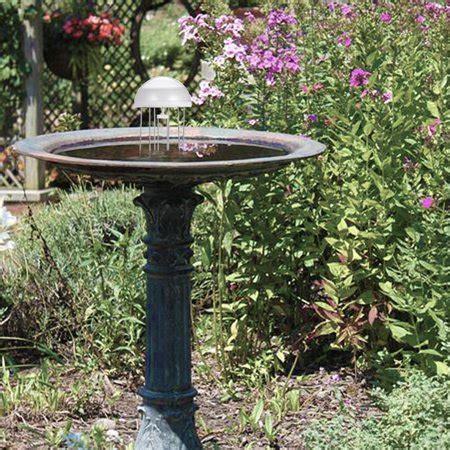 bird water solar bath wiggler agitator walmart powered backup battery baths canada