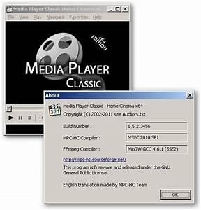 Media Home Cinema : windows media player classic versi n home cinema de 64 bits paperblog ~ Markanthonyermac.com Haus und Dekorationen