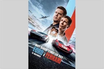 Кристиан бэйл, мэтт дэймон, катрина балф и др. Ford v Ferrari (2019) Watch Full Movie Free Online - HindiMovies.to