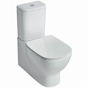 Ideal Standard Tesi : ideal standard tesi aquablade close coupled back to wall wc pan 665mm t355701 ~ Buech-reservation.com Haus und Dekorationen