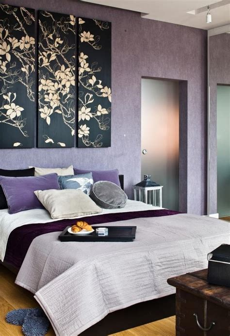 chambre a coucher couleur peinture murale quelle couleur choisir chambre à coucher