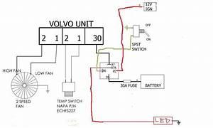 Fan Wiring Diagram Relay Wiring Diagram Mark Viii Fan