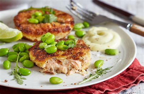 miso lime fishcake salmon recipes tesco real food
