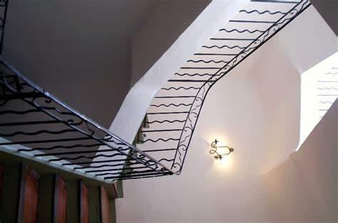 cage escalier photo 1 8 cette maison d h 244 tes est articul 233 e autour d un