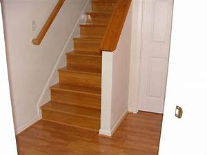 Laminate flooring on stairs information for Laminate flooring on stairs