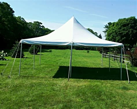high peak    rope  pole tent  rent backyard canopy canopy tent outdoor canopy