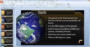 Animated Solar System Powerpoint Template For Science  U0026 Astronomy Presentations