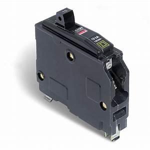 Single Pole 15 Amp Qo Plug