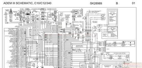 peterbilt 379 sleeper wiring diagram