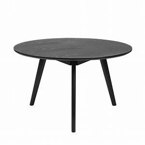 Runder Tisch 90 Cm : runder couchtisch in esche schwarz 90 cm online kaufen ~ Whattoseeinmadrid.com Haus und Dekorationen