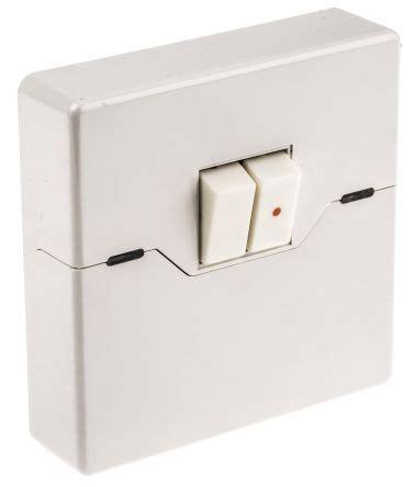zv215 white wall mount rocker light switch white 26 mm 2 way screwed satin 2 bs