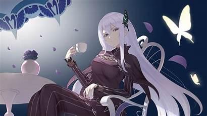 Zero Echidna Re Anime Wallpapers Resolution Isekai