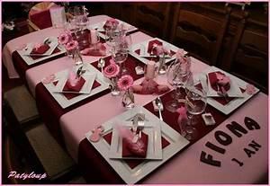 Décoration De Table Anniversaire : dresser une belle table chez patyloup ~ Melissatoandfro.com Idées de Décoration