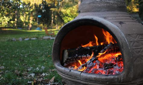 chiminea repair our review of the best 2 clay chimineas