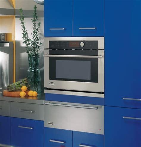 monogram zsckss   single electric advantium wall oven   cu ft european