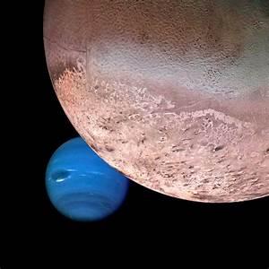 Weird Object: Neptune's Moon Triton   Astronomy.com