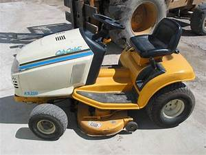 1994 Cub Cadet Ags 2130 Riding Mower For Sale At