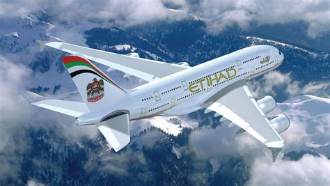 Etihad Airways to fly A380 to India – Business Traveller