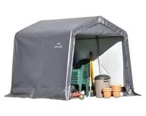 shelterlogic sheds fabric storage shed kits