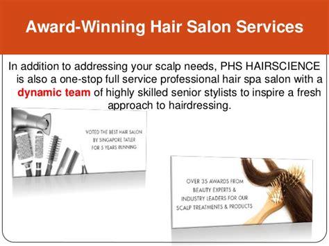 hair spa salon singapore