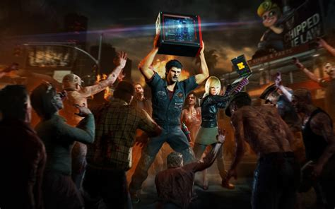 dead rising  pc game wallpapers hd wallpapers id