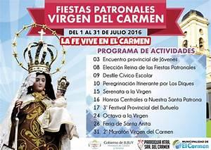 1 Patronal La Poste : fiestas patronales en honras a la virgen del carmen 1 al ~ Premium-room.com Idées de Décoration