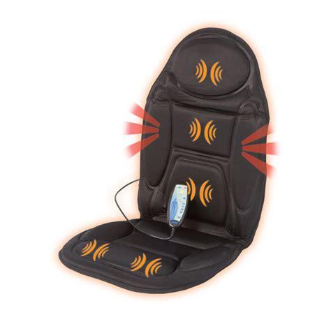 siege massant siège massant back massager lanaform la110304 à 129 43