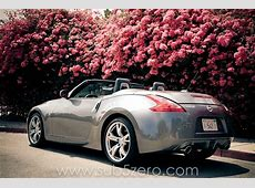 Review 2012 Nissan 370Z Roadster with Sport Package