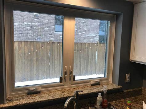 double hung  casement windows