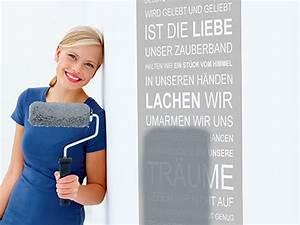 Schablonen Für Die Wand : wandschablonen bei wandschablone anstatt wandtattoo ~ Watch28wear.com Haus und Dekorationen