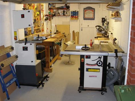 woodworking shop layout ideas  pinterest