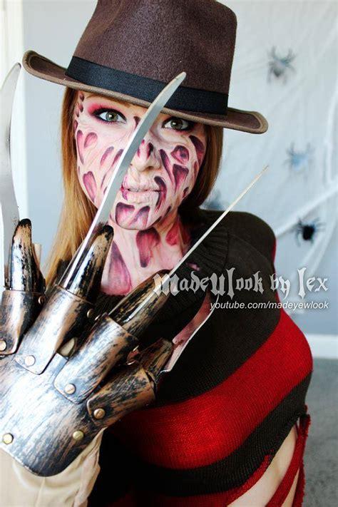 Freddy Krueger (all Eyeshadow Application) By
