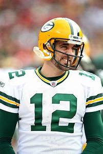 Aaron Rodgers in Green Bay Packers v Kansas City Chiefs ...