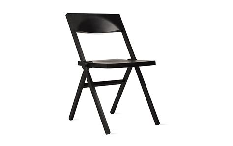 piana folding chair design within reach