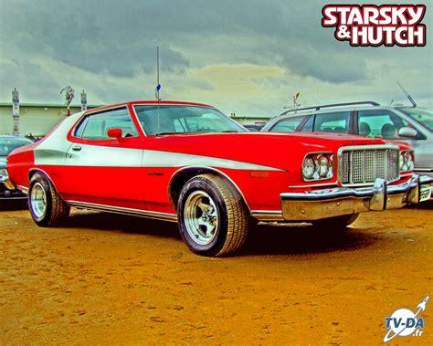 chen gai france starsky  hutch voiture