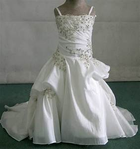 Infant baby wedding gown for Baby wedding dresses