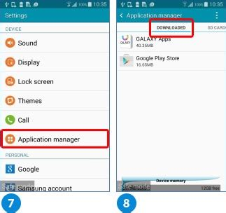 how to fix galaxy s6 not registered on network technobezz