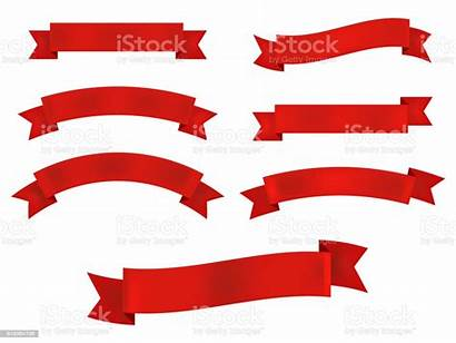 Banner Ribbon Vector Illustration Background Isolated Banners